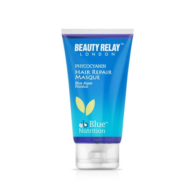 Blue Nutrition Phycocyanin Hair Repair Masque