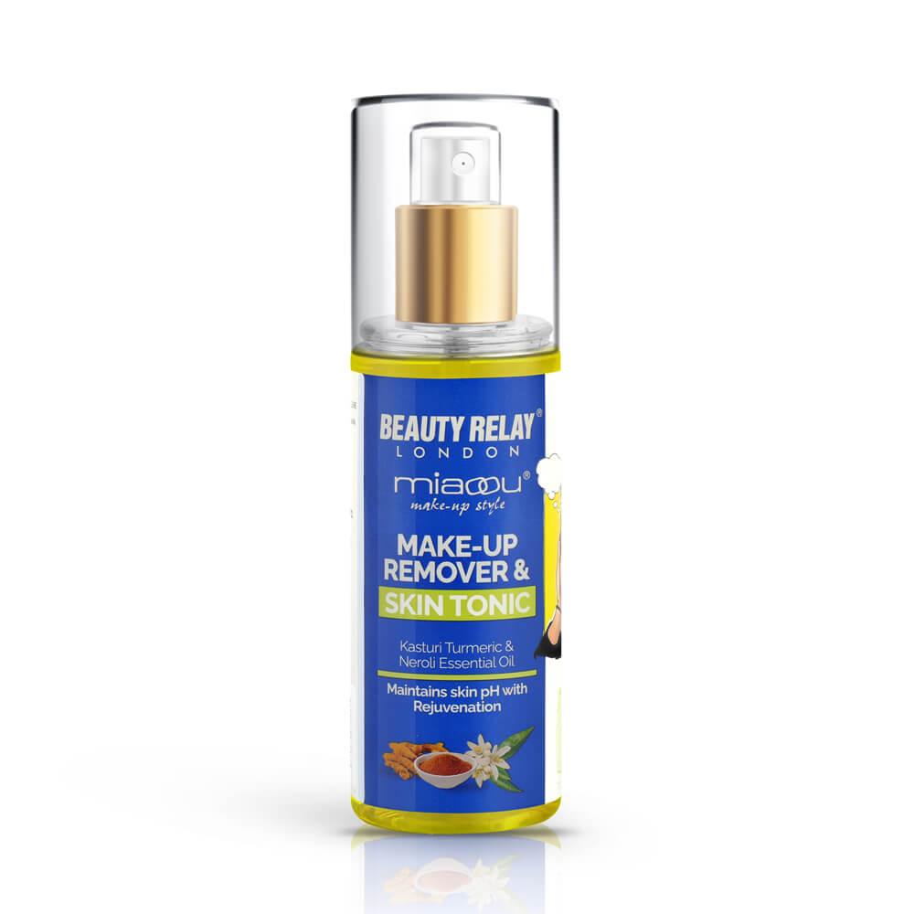 Miaoou Make Up Remover & Skin Tonic Kasturi